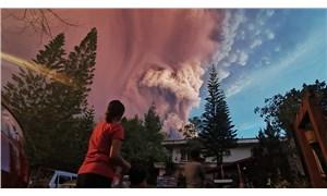 Filipinler'de yanardağ harekete geçti: Tehlike seviyesi 4'e çıkarıldı