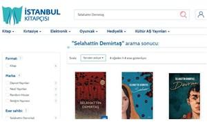 İBB, Demirtaş'ın kitaplarını satmaya başladı, AKtroller çıldırdı