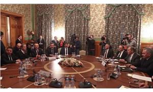 'Libya toplantısı' başladı: Çavuşoğlu ve Akar, Rusya'da