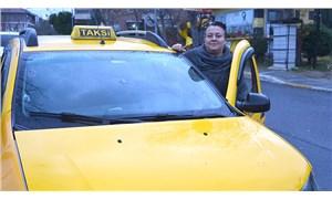 Taksicilik yapan Akkaya, Kadınlara sesleniyor: Korkarak hiçbir şey yapılmaz