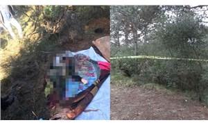 Arnavutköy'de cansız bedeni ormana gömülü halde bulunan kadını oğlu öldürmüş