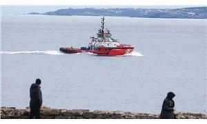 Kilyos'ta kaybolan balıkçılardan birinin cansız bedenine ulaşıldı