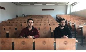 Üniversite öğrencilerine okula gitme 'cezası'