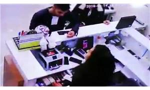 Evlilik programına katılan adam hırsızlık yaparken yakalandı