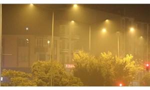 Iğdır'da hava kirliliği ulusal sınır değerlerinin üzerinde