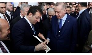 İmamoğlu'ndan Erdoğan'a 4 sayfalık 'Kanal İstanbul' mektubu