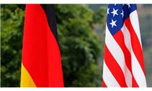 Almanya, ABD'nin tehdidini doğruladı