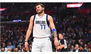 Luca Doncic, NBA tarihine geçti