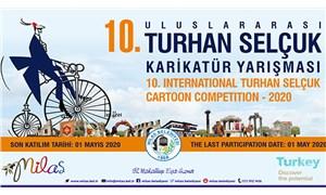 Uluslararası Turhan Selçuk Karikatür Yarışması başvuruları başladı
