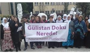 Adanalı kadınlar Gülistan için bir araya geldi