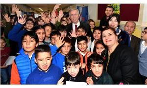 Başkan Yavaş, öğrencilerin karne heyecanına ortak oldu