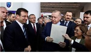 Erdoğan'dan İBB Başkanı İmamoğlu'nun mektubuna ilişkin açıklama