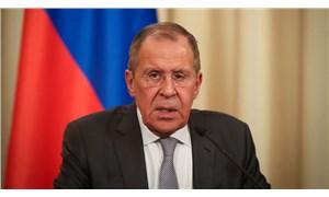 Lavrov: Libya'daki tarafların yeni şartlar ortaya sürmemesi önemli