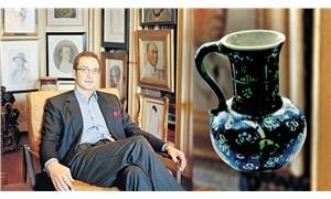 Ömer Koç'un evine hırsız girdi: Koleksiyonundan 500 yıllık çini çalındı