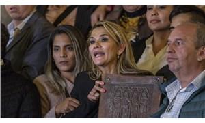 Bolivya'da darbeci hükümetin görev süresini uzatan tasarı onaylandı