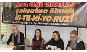 İzmir iş cinayetlerinde alarm veriyor: Türkiye'de 2. sırada