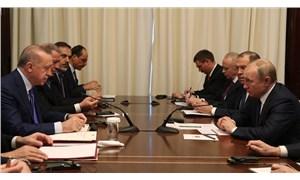 Erdoğan, Putin ile Berlin'de görüştü: 'Ortak çabamız sahada nispi sükunet sağladı'