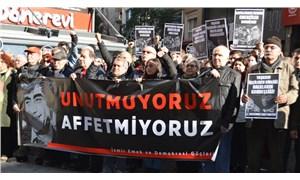 Hrant Dink İzmir'de anıldı
