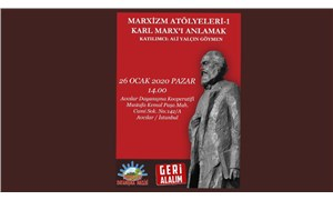 Marxizm Atölyeleri'nin ilk oturumu 26 Ocak'ta