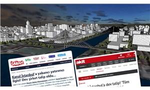 Yandaşların coşkusu yarım kaldı: Kanal İstanbul'a 'talip olan' şirket hayal ürünü çıktı