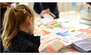 Çocuklar kitap günlerinde