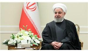 Ruhani: ABD kendi halkına zarar veriyor