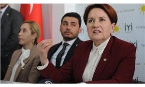 Akşener: İyileştirilmiş parlamenter sisteme Sayın Erdoğan'ın adım atacağını düşünüyorum