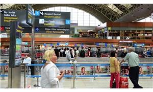 Hava yolu şirketlerine 'virüs' uyarısı