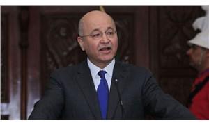Hizbullah'tan Salih'e tehdit: Trump ile görüşürsen Bağdat'tan kovulacaksın