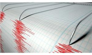 Manisa Akhisar'da 5,4 büyüklüğünde deprem