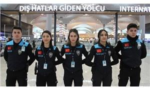 Pasaport polislerinin üniformalarındaki 'Turkey' yazısı değiştirildi