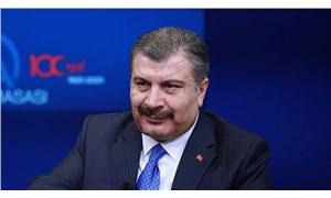 Sağlık Bakanı Koca'dan grip vakalarına ilişkin açıklama
