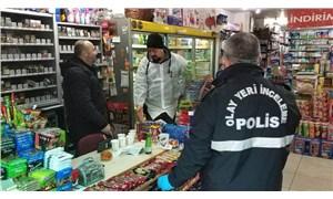 Samsun'da karakolun yanında bulunan market üçüncü kez soyuldu