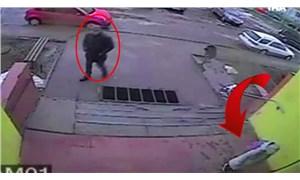 Tacizciyi fark eden çocuk, apartmana girdiği sırada adamı atlattı: Kafasını karıştırdı