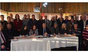 Köyleri ikiye bölüp, tarım arazilerine asfalt dökecekler: AKP usulü çevre yolu