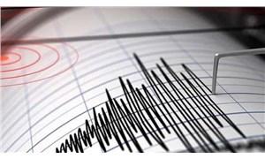 Manisa'da 3.9 büyüklüğünde bir deprem daha meydana geldi