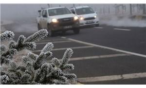 Meteorolojiden yağış, buzlanma ve don uyarısı