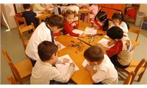 Okulöncesinde sınıflar kalabalık: Derslik başına altmış beş öğrenci