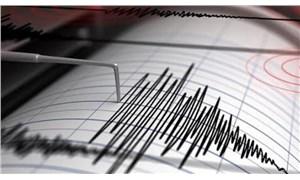 Sivas'ta 3.4 büyüklüğünde deprem