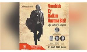 Uğur Mumcu İzmir'de anılacak