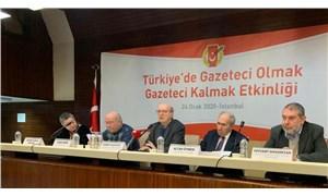 6. 'Türkiye'de gazeteci olmak, gazeteci kalmak' toplantısı yapıldı