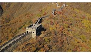 Çin Seddi'nin bazı bölümleri ziyarete kapatıldı