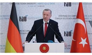 Erdoğan: Uluslararası toplum Suriye'de düştüğü hataya Libya'da düşmemeli