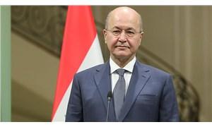Irak Cumhurbaşkanı Salih: IŞİD Libya'ya kayabilir