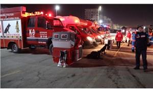 Mansur Yavaş: Elazığ'daki vatandaşlarımıza yardımda bulunmaya hazırız