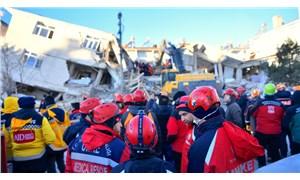 TMMOB heyeti deprem bölgesinde: Hasarlı yapılar tespit edilerek yetkililere bildiriliyor