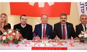 Turgutlu Belediyesi'nde toplu iş sözleşmesi imzalandı