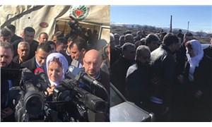 Akşener'den depremzedelere ziyaret