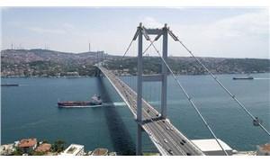 Otomobilinde kadın cesedi bulunan adam Boğaziçi Köprüsü'nden atlayarak intihar etti