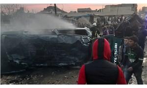 Suriye'nin kuzeyindeki Azez'de bombalı saldırı: 7 ölü